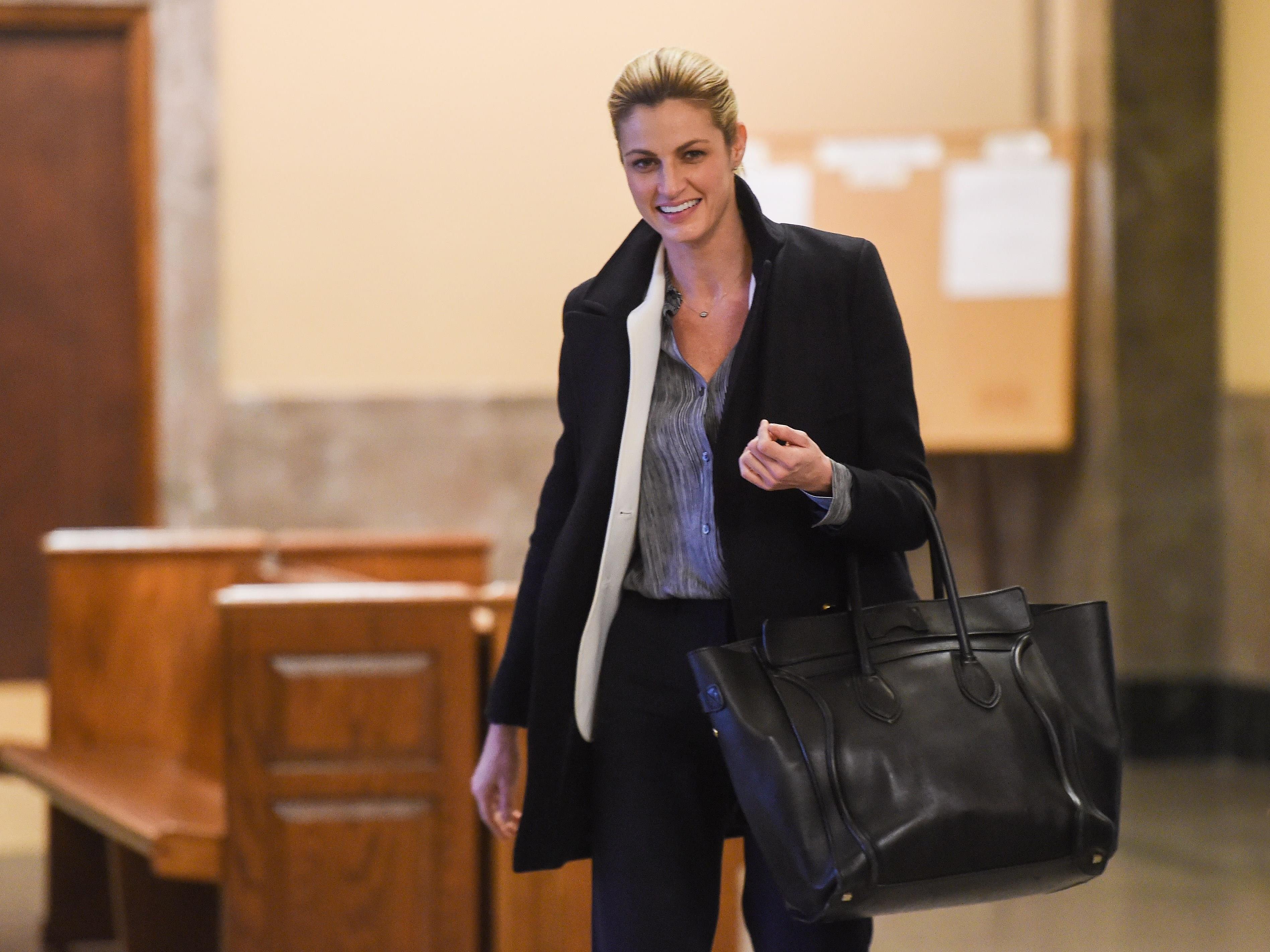 Erin Andrews wurde für das Nacktvideo 55 Mio. Dollar zugesprochen.