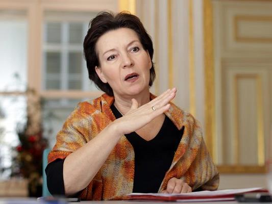 Frauenministerin Gabriele Heinisch-Hosek (SPÖ).
