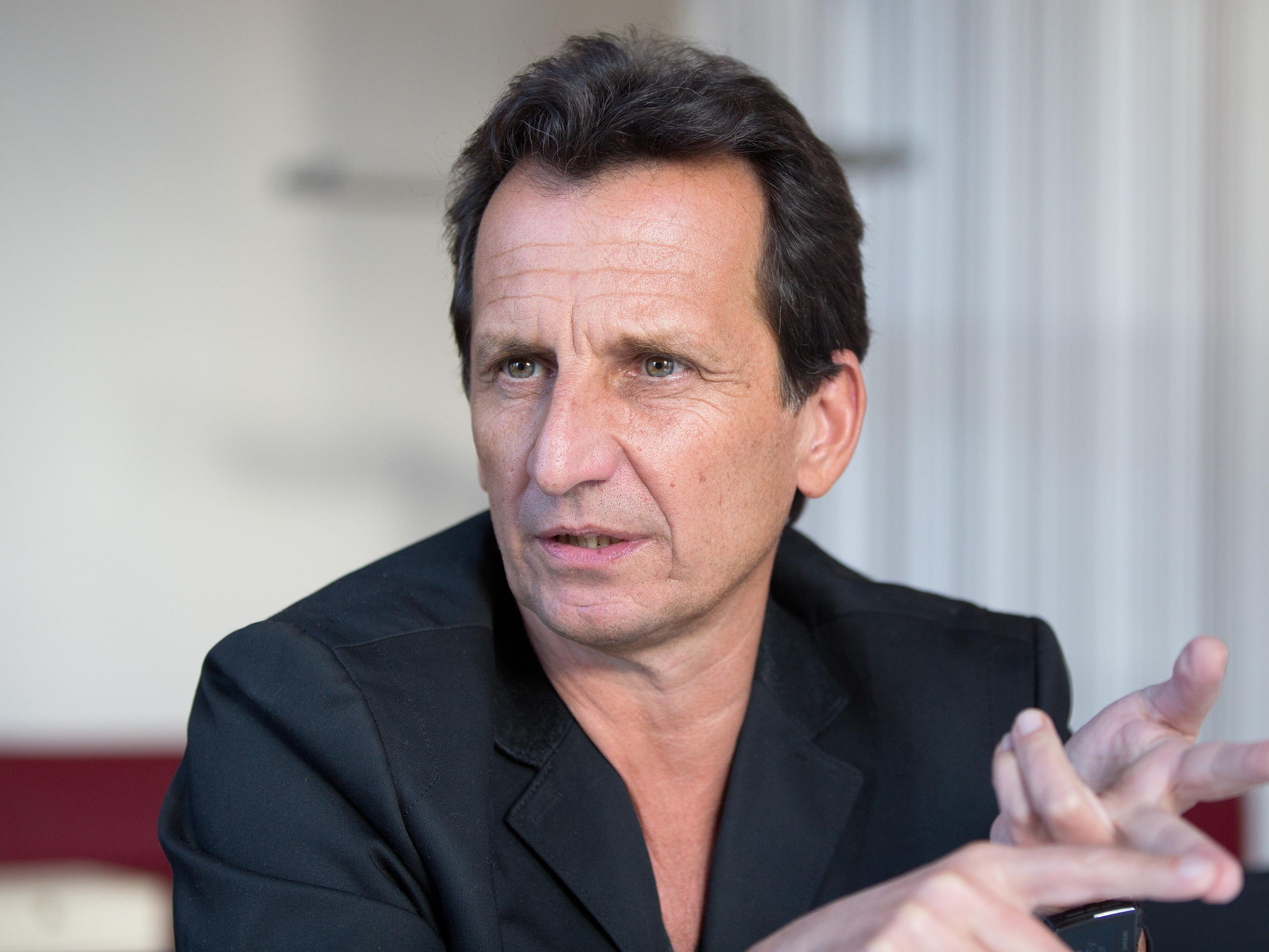 SPÖ-Klubchef Christian Oxonitsch.
