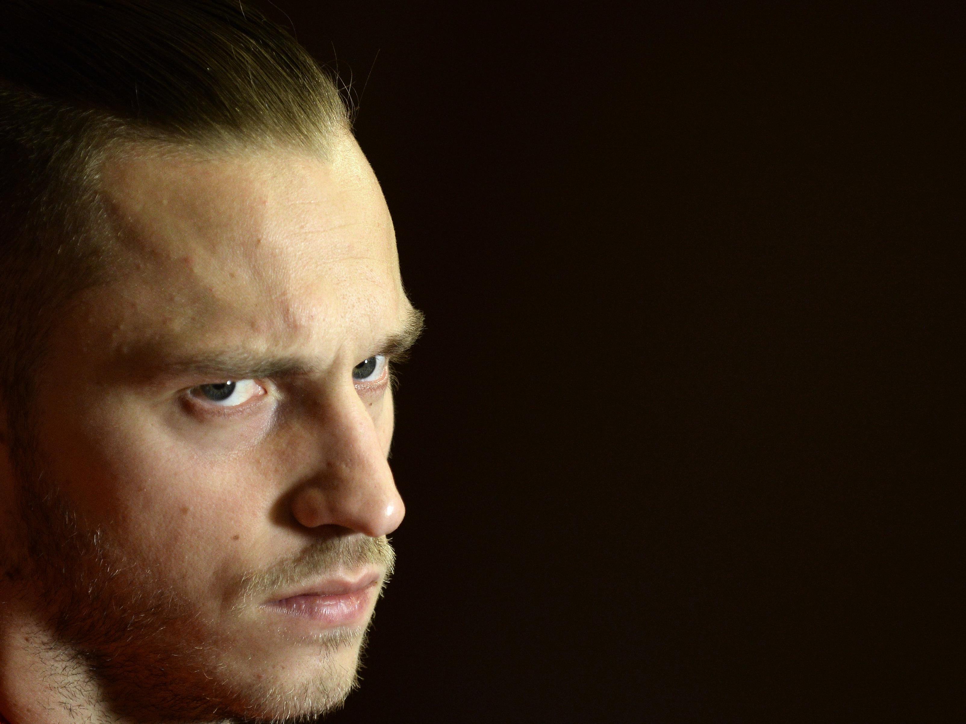 Marko Arnautović über seine Wandlung, Ziele mit Stoke City und die EM in Frankreich.