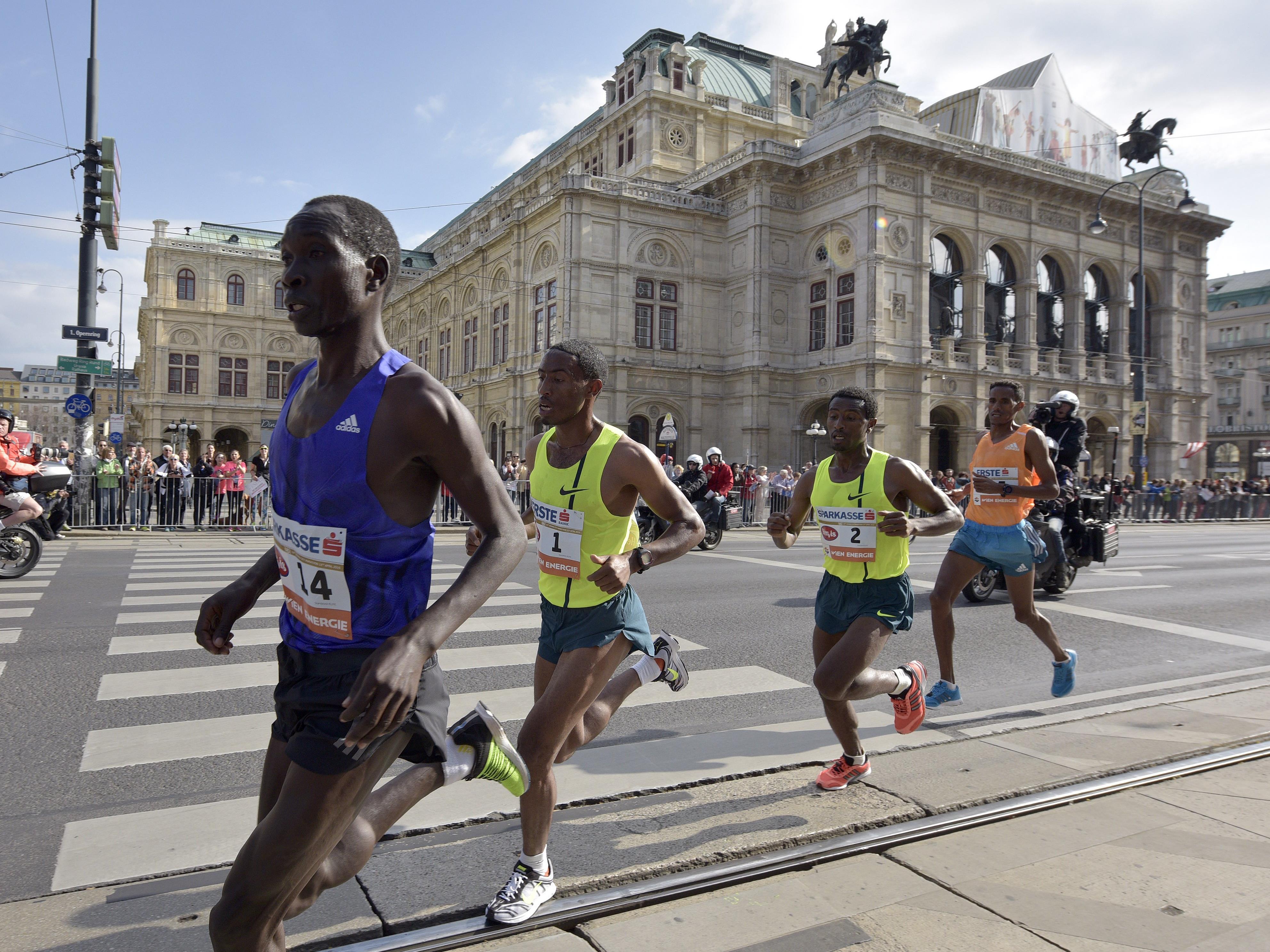 Der Vienna City Marathon findet heuer am 10. April statt.