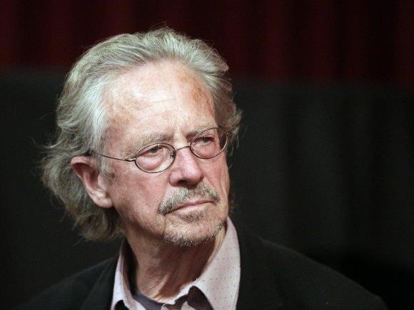 Peter Handke erhielt Würth-Preis