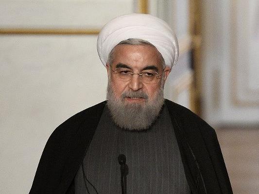 Der iranische Präsident wird Ende März nach Wien kommen.