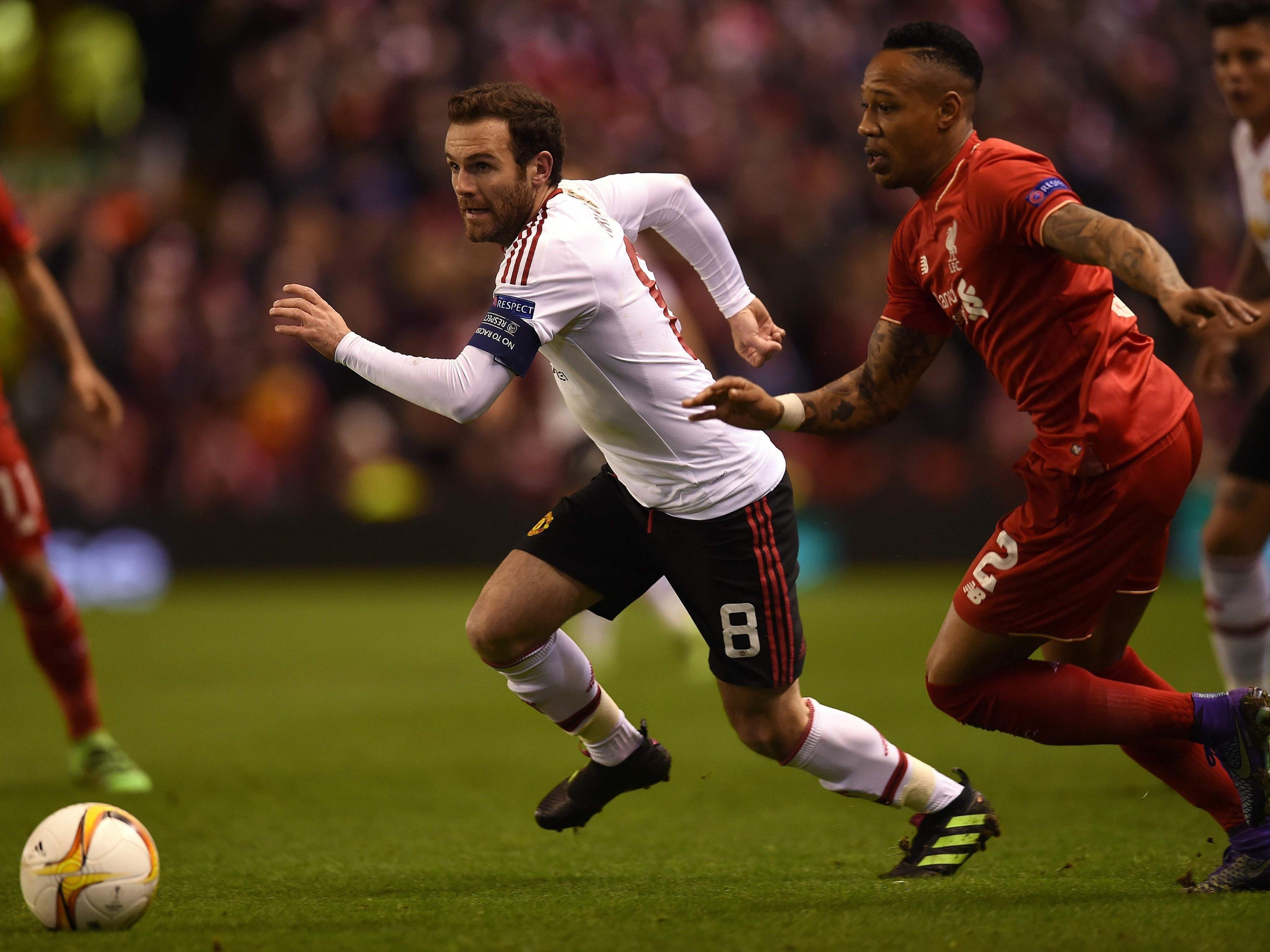 Manchester United ist gegen Liverpool unter Zugzwang.