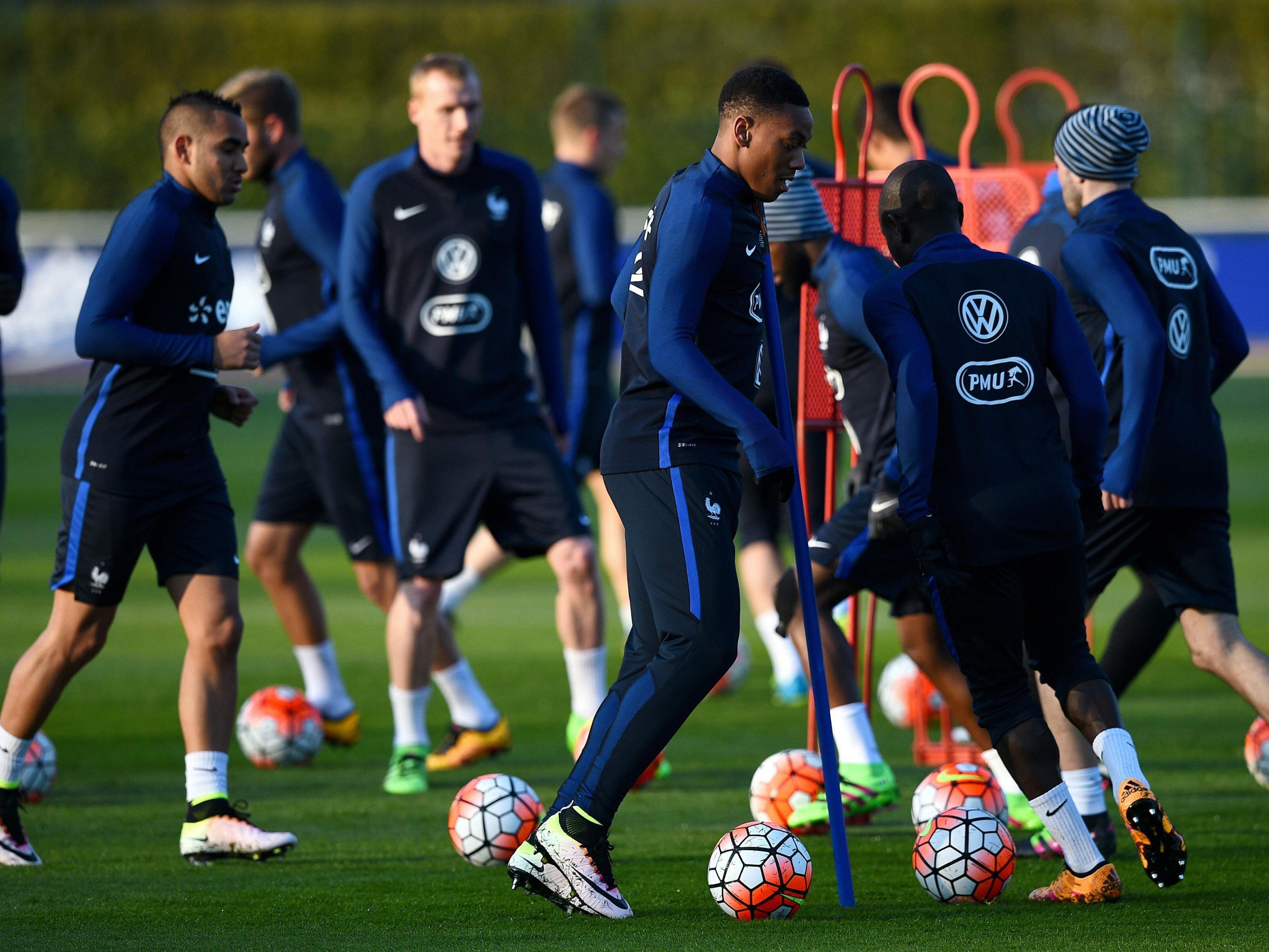 Das Testspiel zwischen Frankreich und Niederlande findet nach den Terroranschlägen statt.