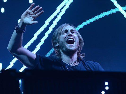 David Guetta ist für die Hymne zur Fußball-EM 2016 verantwortlich.