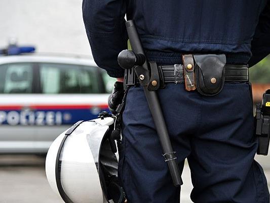 Ein Lokal-Randalierer wurde in Meidling gefasst