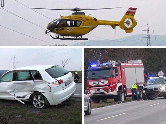 Der Unfall ereignete sich Mittwochabend.