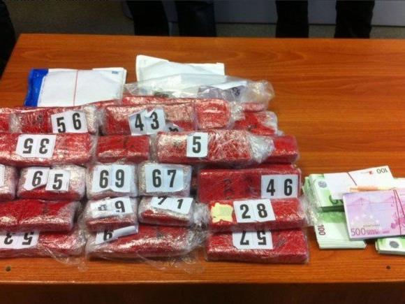 Diese Drogen wurden nach Wien geschmuggelt