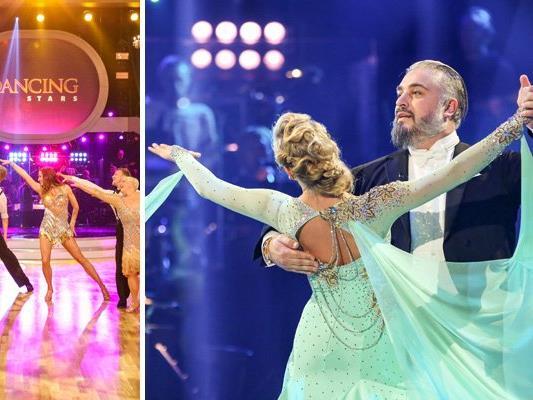 Die neue Staffel der Dancing Stars ist eröffnet.