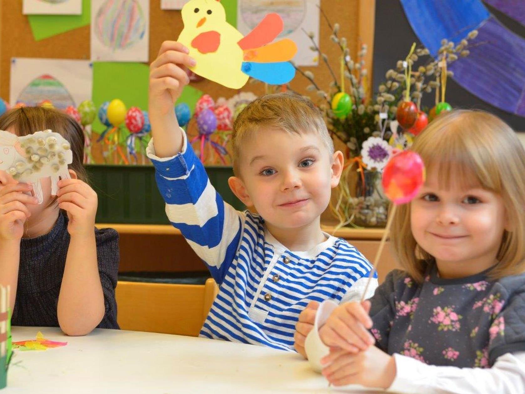 Ostern Für Kinder Basteln Die Tradition Des Miteinanders