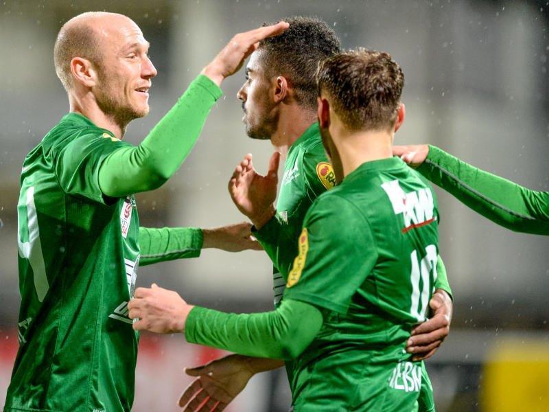Austria Lustenau will gegen St. Pölten gewinnen
