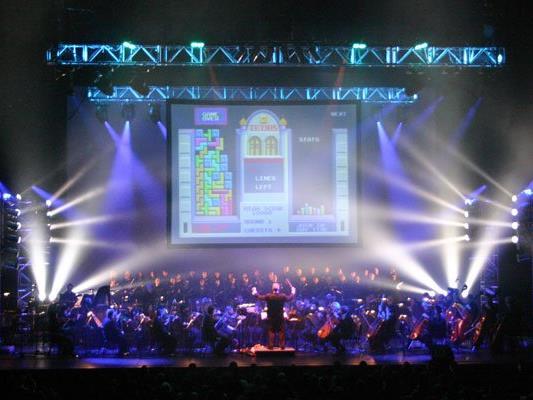 Die Video Games Live bezauberten im Wiener Konzerthaus.