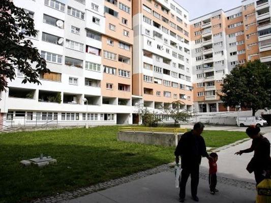 Studie: Gemeindebau-Mieter sind ärmer - wenn auch nur marginal