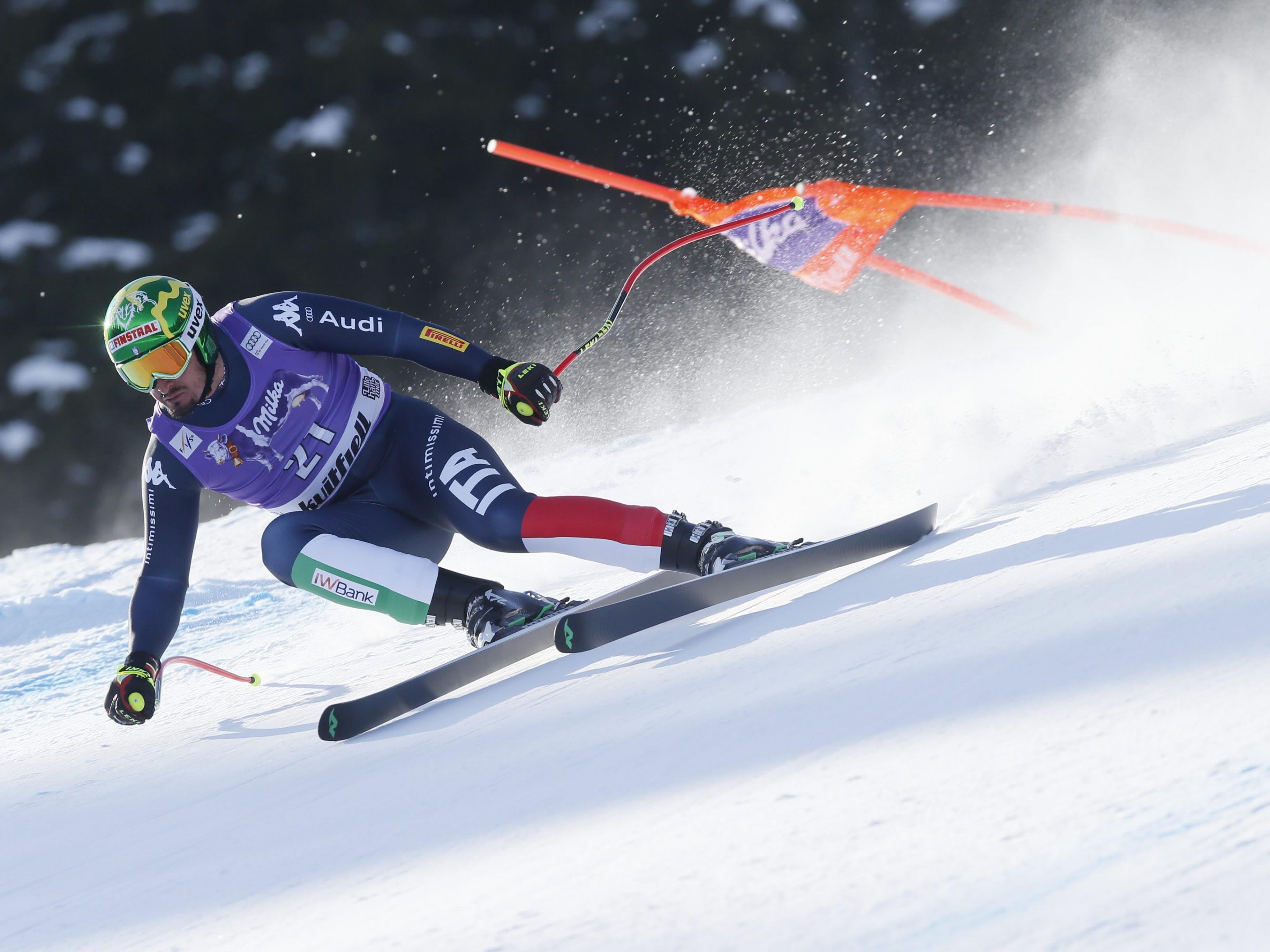 Paris-Sieg in Kvitfjell - Fill übernahm Führung in Disziplinwertung