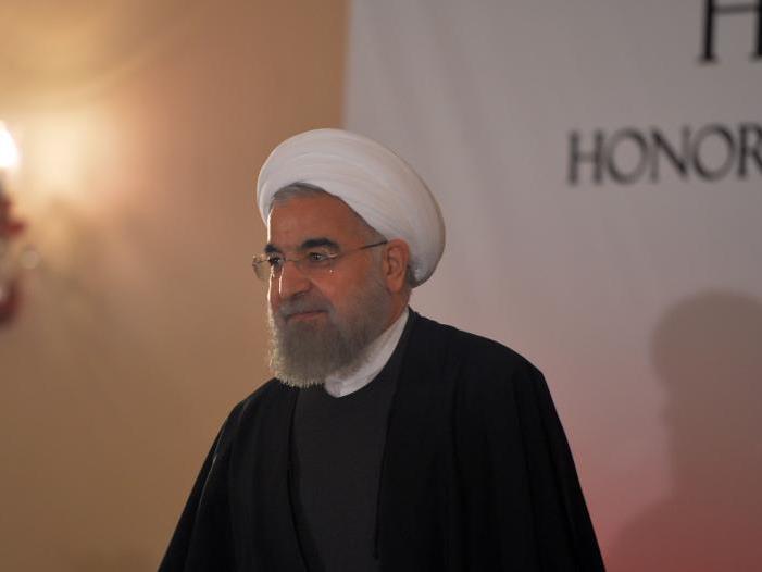 Präsident Hassan Rouhani kommt nun doch nicht nach Wien.