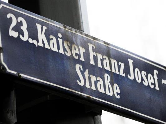 Warum Wiens Straßenschilder so aussehen, wie sie aussehen.