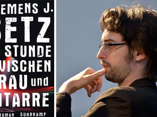 Clemens J. Setz hat einen in vielerlei Hinsicht wuchtigen Roman geschrieben