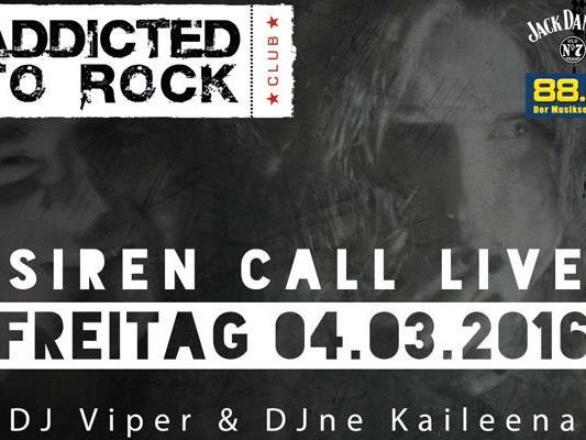Siren Call live im Wiener U4