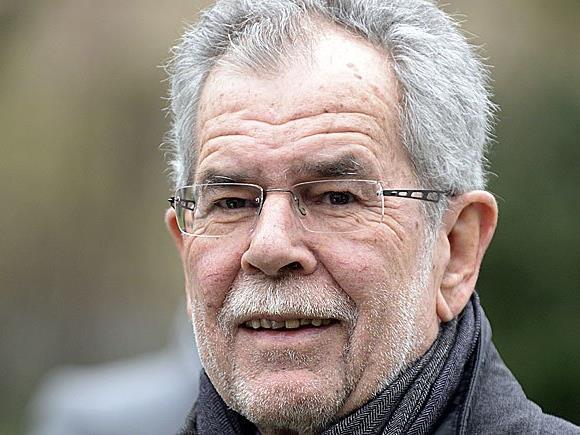 Van der Bellen lag bislang in Umfragen an der Spitze - bis jetzt