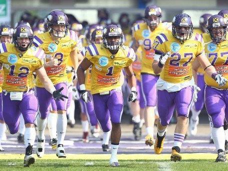 American Football: Vikings starteten mit 31:0-Derbysieg in AFL-Saison