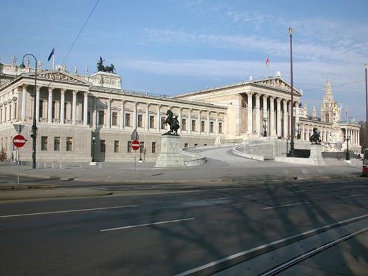 Bürger wurden von einem öffentlichen parlamentarischen Ausschuss ausgeschlossen.