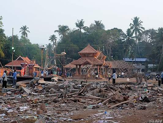 Die Zahl der Todesopfer bei dem Brand stieg auf 112