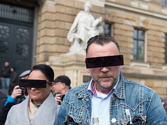 Bachmann soll Asylwerber wüst beschimpft haben