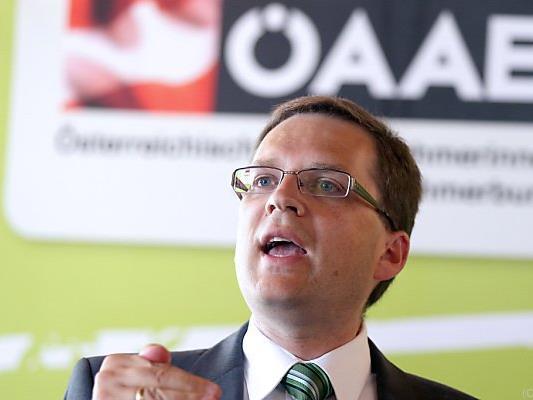 Wöginger übernimmt vorerst die ÖAAB-Agenden
