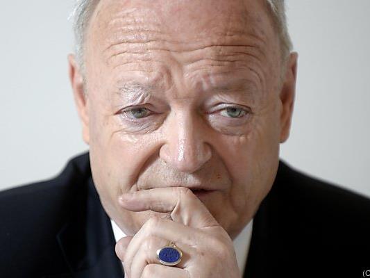 Khol will Bundespräsident werden