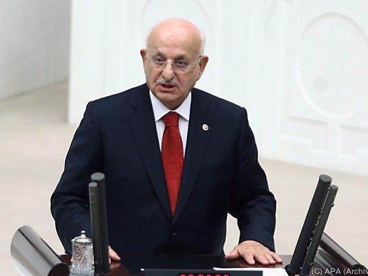 AKP distanzierte sich von Kahraman