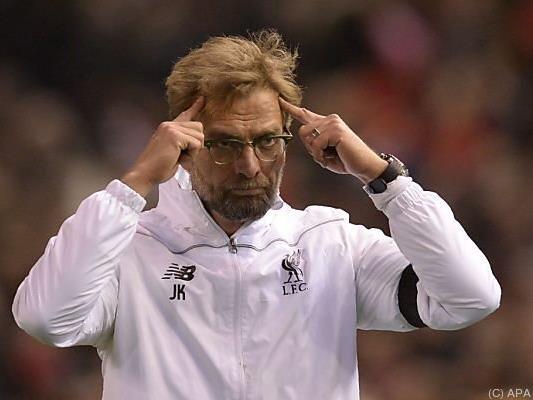 Klopp, das neue Mastermind in Liverpool, der neue Held der Massen