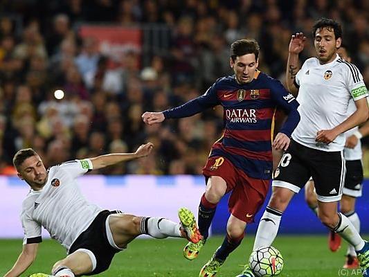 Barca verlor trotz Messis 500. Pflichtspieltor