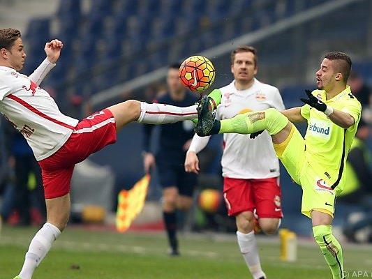 Sowohl die Cup-Statistik als auch die der Liga sprechen für Salzburg