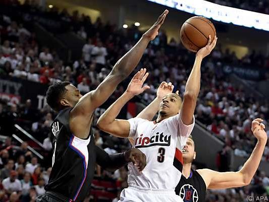 Portland gewann Spiel 6 gegen die LA Clippers mit 106:103