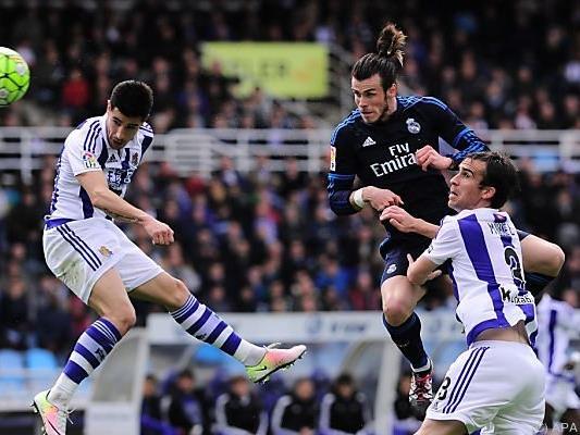 Gareth Bale gelang das Goldtor