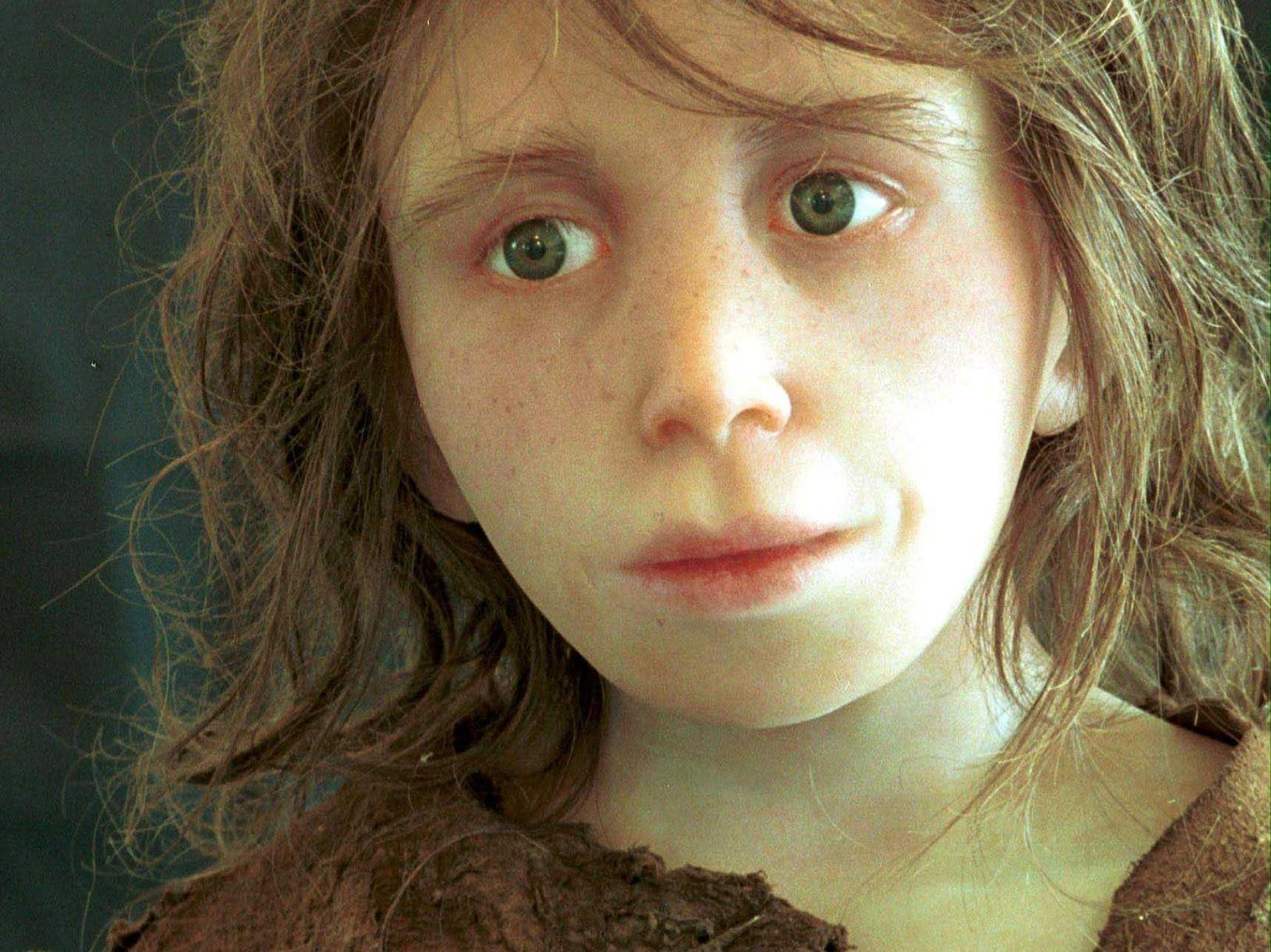 Gemeinsame Kinder von Neandertalern und Menschen wurden wahrscheinlich häufig durch Immunsystem verhindert.