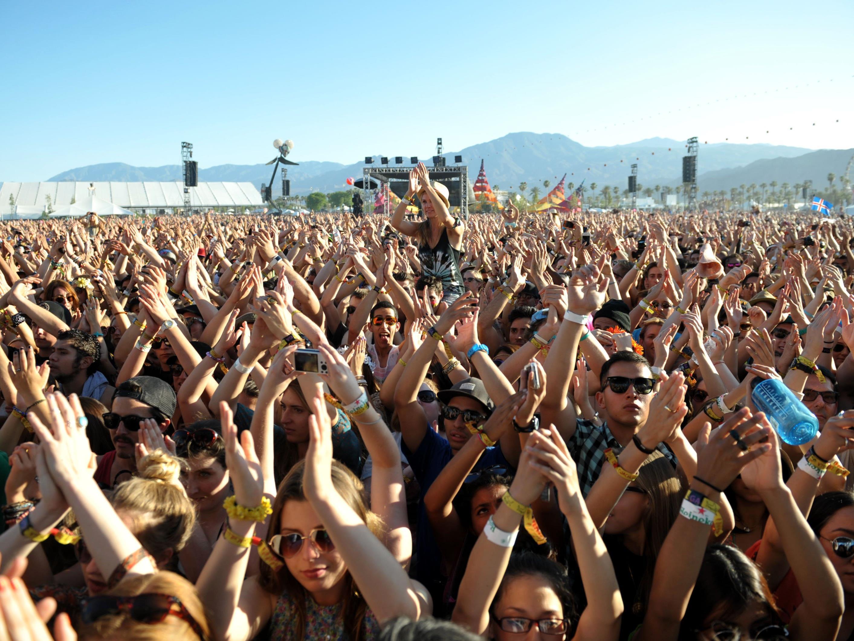 """Von 15. bis 24. April findet im kalifornischen Indio wieder das """"Coachella Valley Music and Arts Festival"""" statt."""