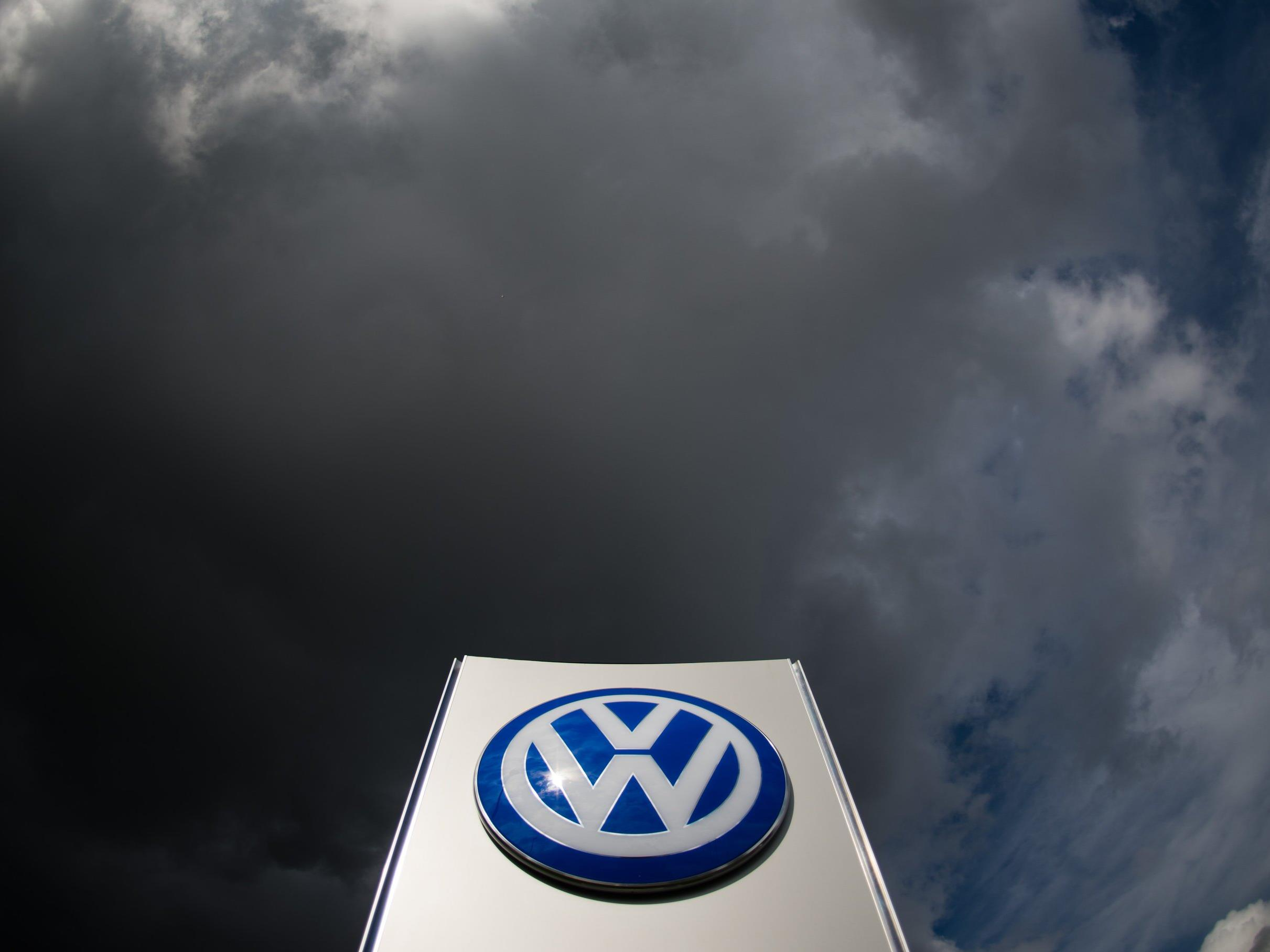 Düstere Zeiten brechen für den VW-Konzern an.