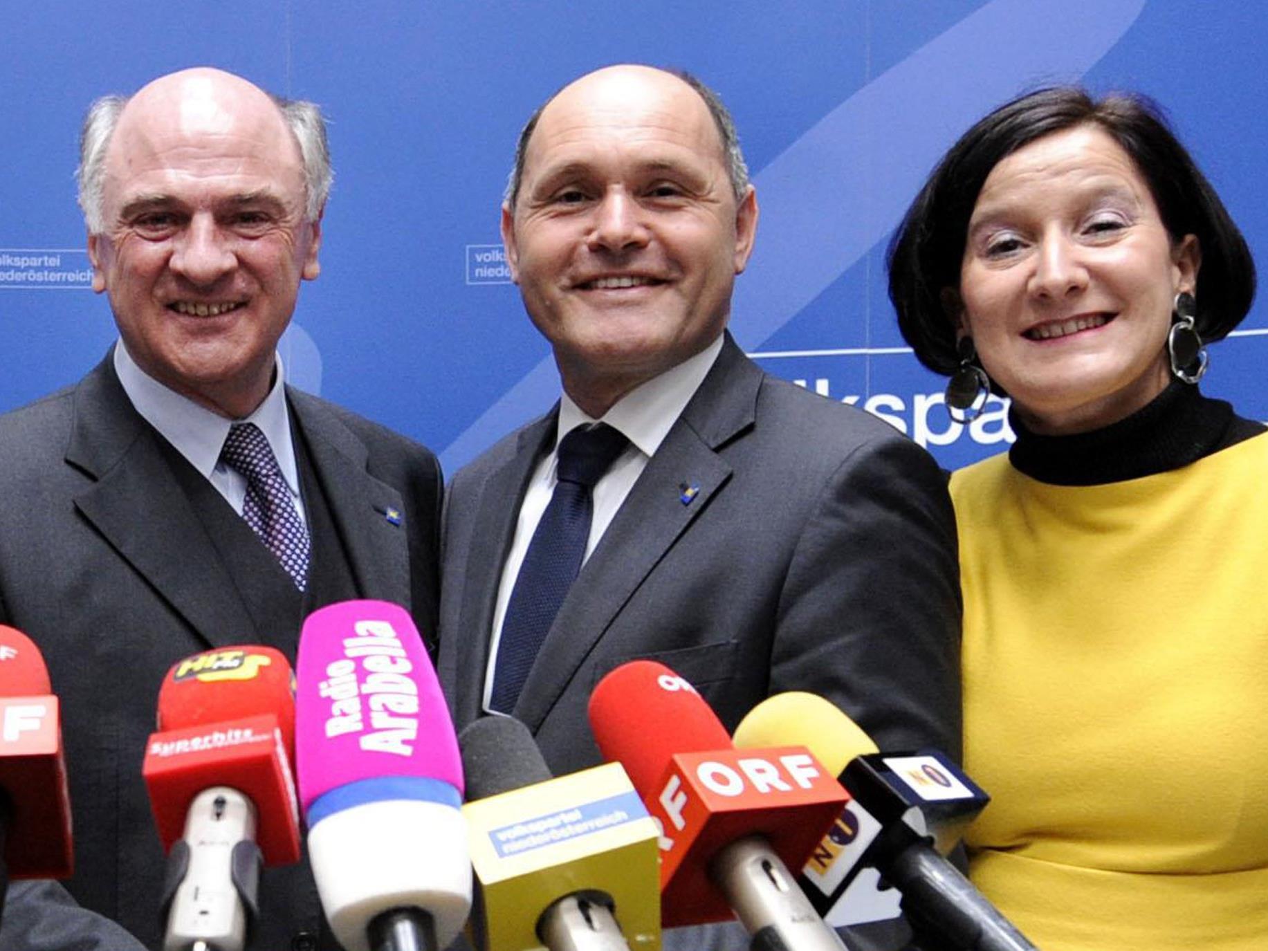 ÖVP-Rochade vom Bundesvorstand fixiert