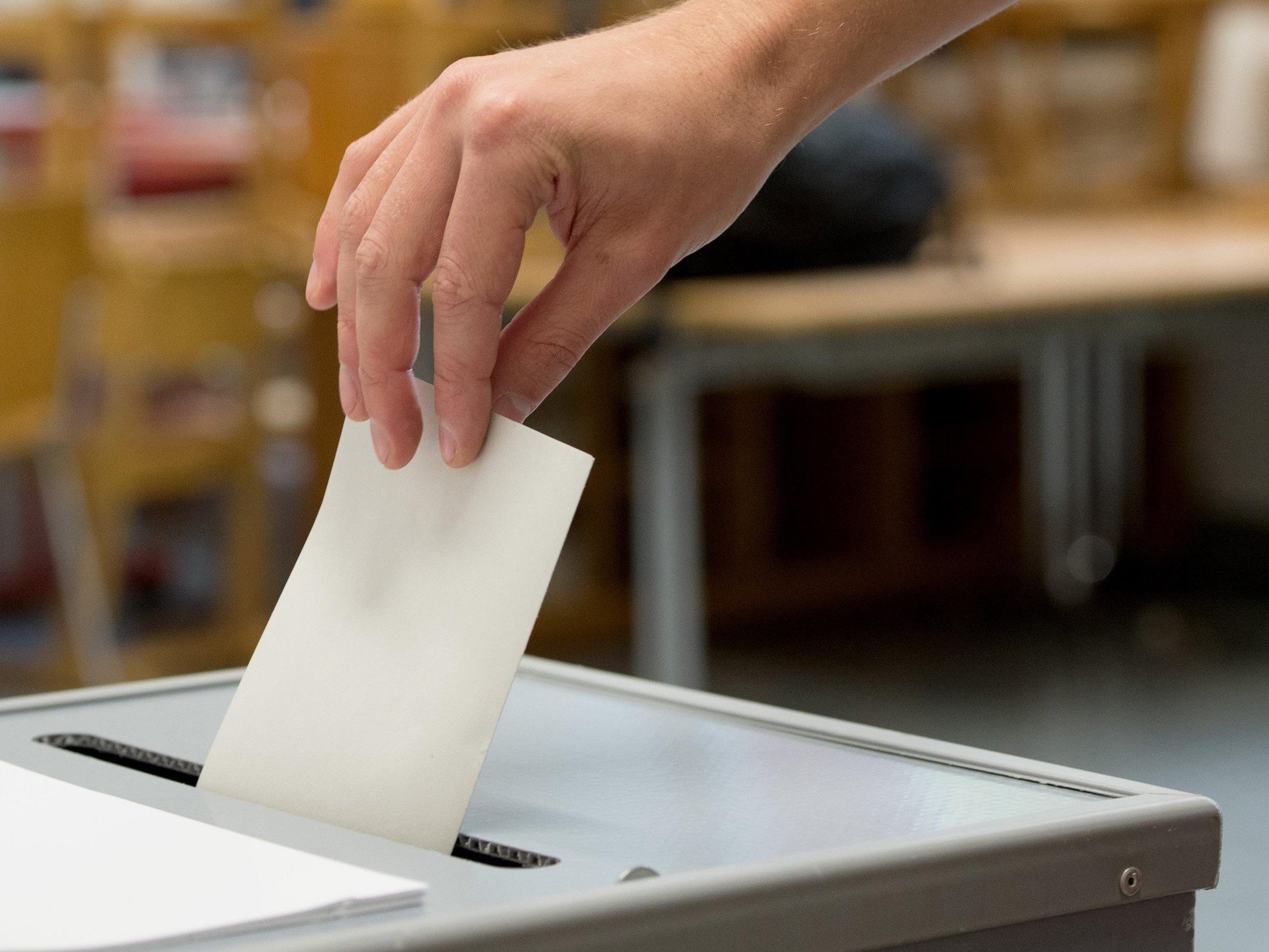 Die Wahlergebnisse zur Bundespräsidentenwahl in Wien.
