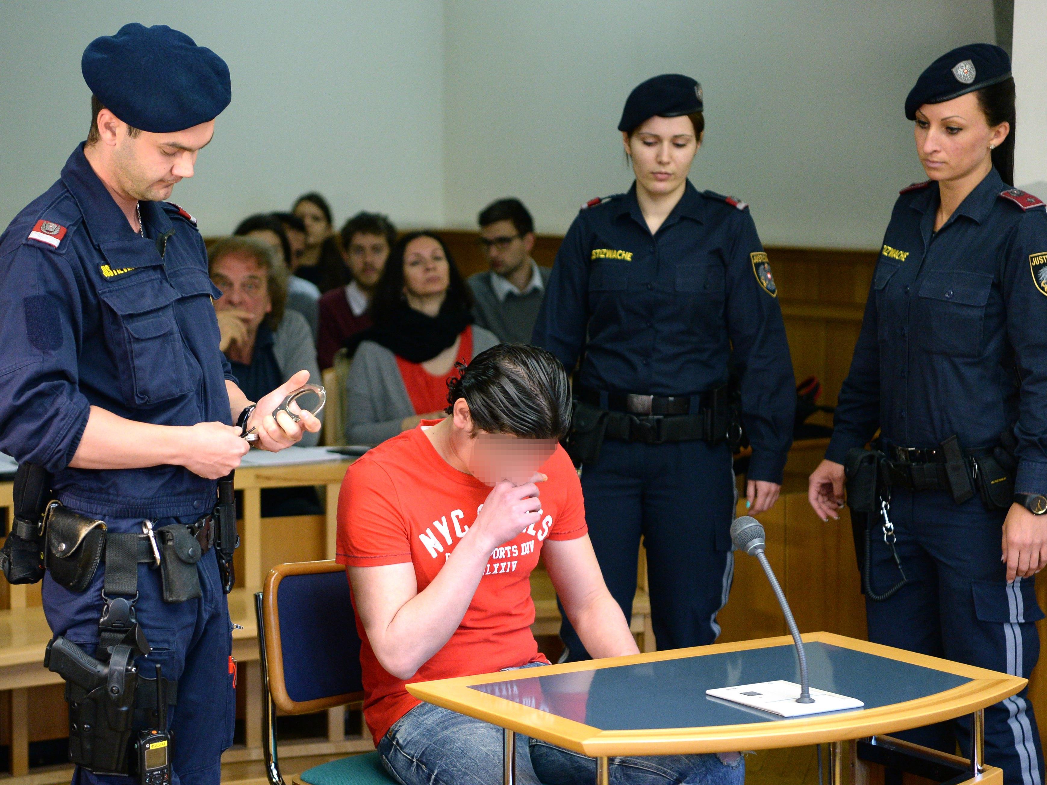 Vergewaltigung In Wien
