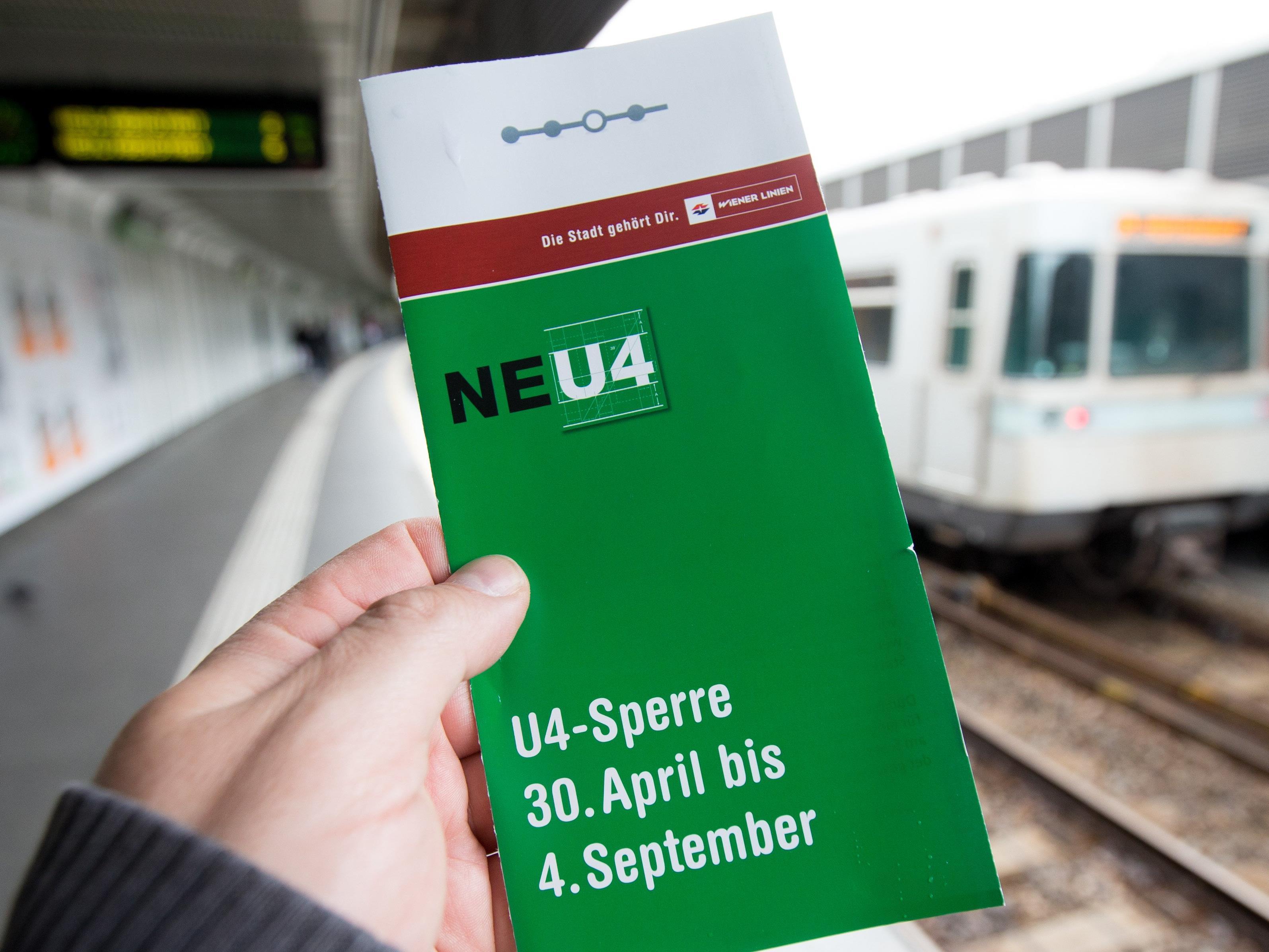 Ab Samstag werden Autofahrer im Westen Wiens auf die Geduldsprobe gestellt.