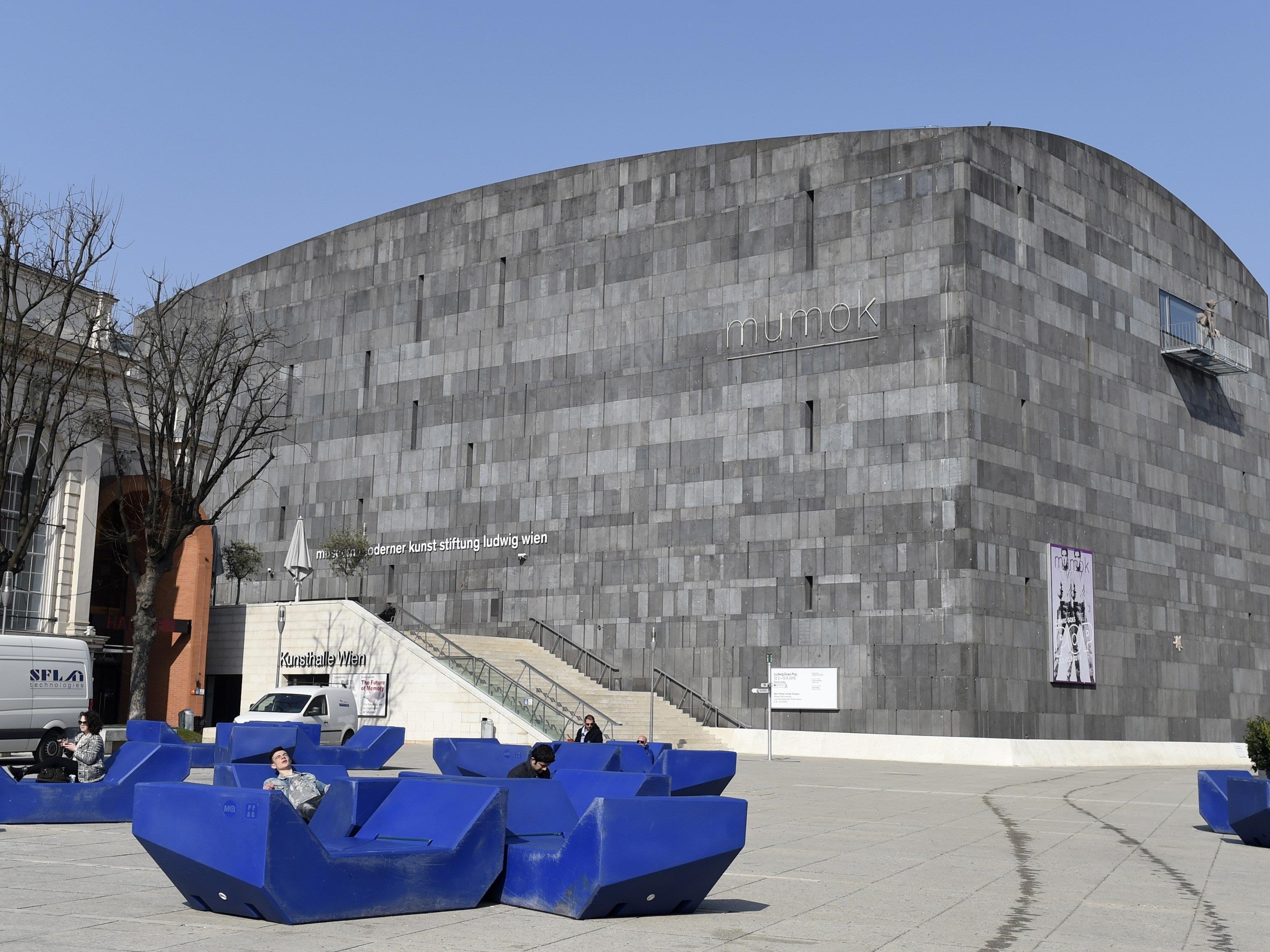 Im mumok gibt es beim Sommer im MQ wieder Kunst und Kultur.