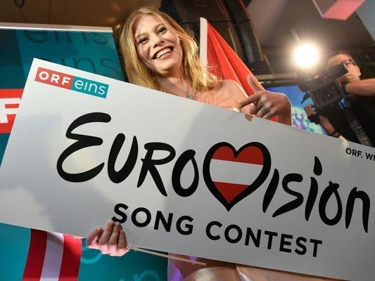 Songcontest-Starterin Zoe verabschiedete sich von ihren Fans mit einem Farewell-Konzert.