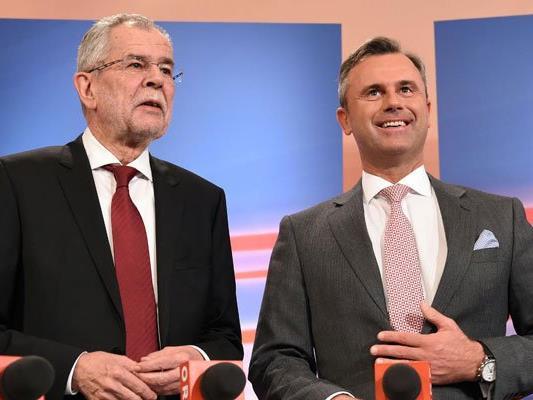 Ab 3. Mai können Briefwahlstimmen für Hofer und Van der Bellen abgegeben werden.