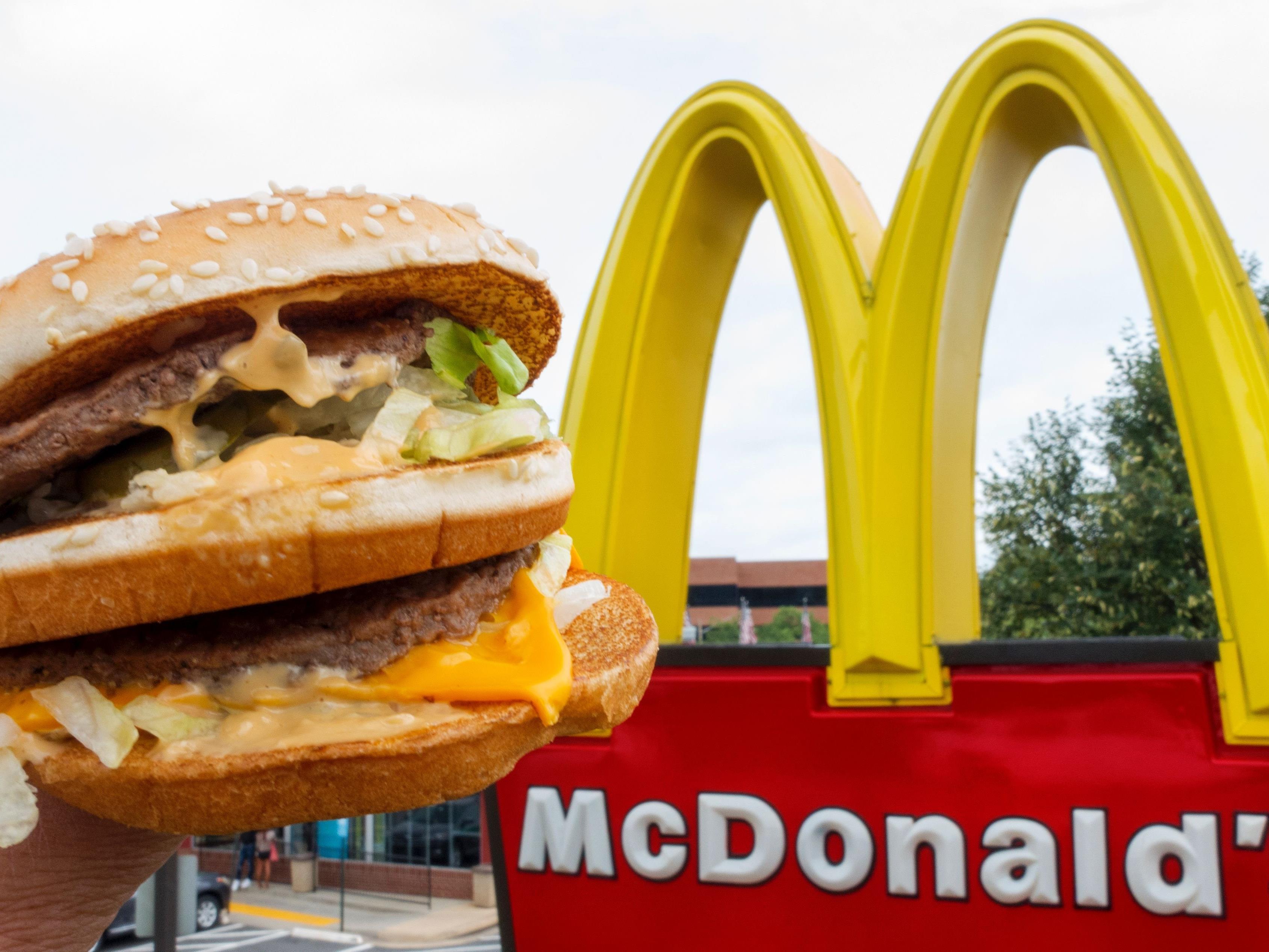 McDonald's beschreitet neue Wege.