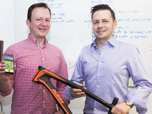 Adrian Rauko und sein Bruder Marek Rauko stecken hinter dem Projekt Troja Bike.