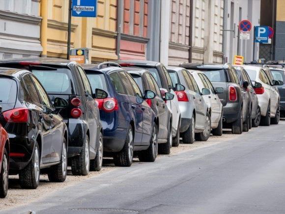 Falschparker-System startet im achten Wiener Bezirk