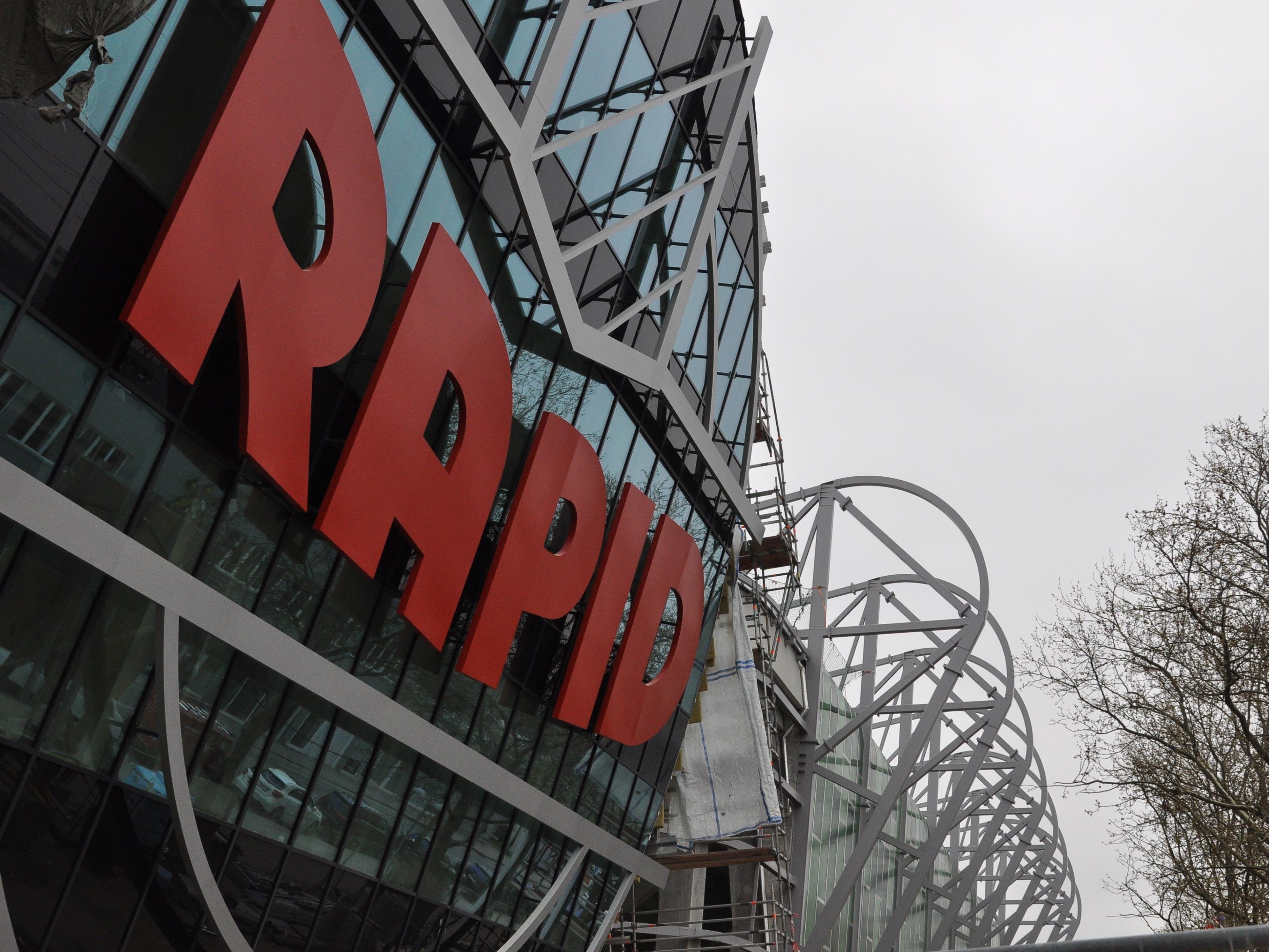 Am 30. Juni soll das Allianz Stadion offiziell an den SK Rapid übergeben werden.